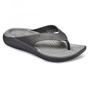 Crocs Unisex Literide Flip Sandals - Size 4