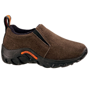 Ready for anything, Merrell\\\'s Jungle Moc Shoes deliver grown-up good looks, secure traction, and...