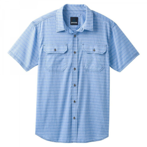 Prana Men's Cayman Short-Sleeve Shirt - Size S