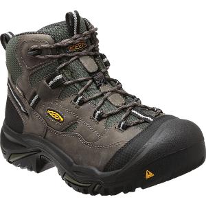 Finally, a steel toe work boot designed for comfort! Keen\\\'s Braddock Mid Waterproof Steel Toe...