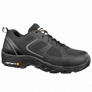 Carhartt Men's Lightweight Low Work Hiker Boots, Black