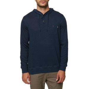 O'neill Guys' Stinson Henley Pullover Hoodie