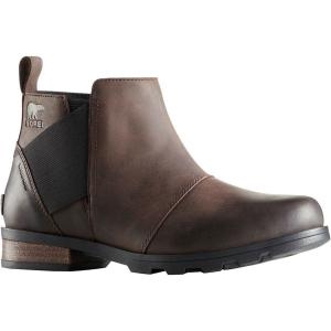 Sorel Women's Emelie Chelsea Waterproof Boots - Size 6