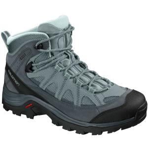 Salomon Women's Authentic Ltr Gtx Waterproof Mid Hiking Boots - Size 6