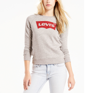 Levi's Women's Graphic Crewneck Sweatshirt