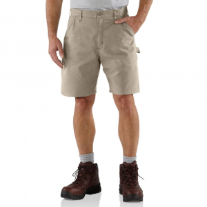 Carhartt Men's Canvas Work Shorts, 8.5 In. Inseam
