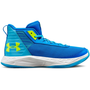 Let nothing stand in her way on the court. When coupled with her skills, the updated Jet shoe...