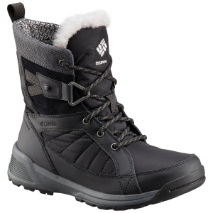 Columbia Women's Meadows Shorty Omni-Heat 3D Insulated Waterproof Winter Boots - Size 6