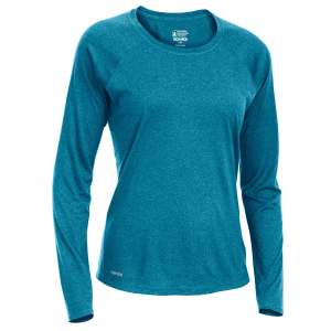 EMS Women's Techwick Essence Crew Long-Sleeve Shirt - Size M