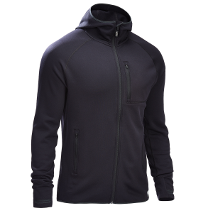 EMS Men's Equinox Power Stretch Hoodie - Size S