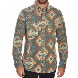 Free Nature Guys' Polar Fleece Shirt Jacket