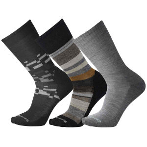 Smartwool Men's Trio 2 Socks, 3-Pack