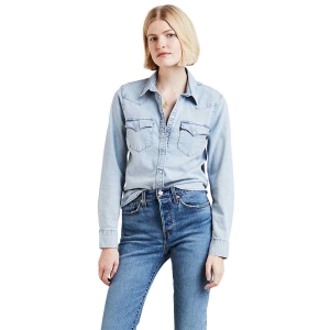 Levi's Women's Ultimate Long-Sleeve Western Shirt