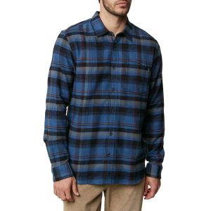 Cozy up to the cooler weather with a fall classic. O\\\'Neill starts this flannel with all of the...
