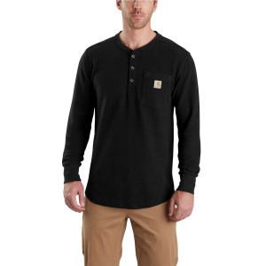 Carhartt Men's Tilden Long-Sleeve Henley Shirt