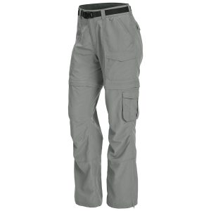 EMS Women's Camp Cargo Zip-Off Pants - Size 0 Short