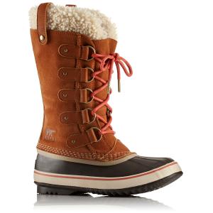 Sorel Women's 12 In. Joan Of Arctic Shearling Waterproof Boots, Caramel/nectar - Size 9.5
