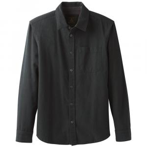 Prana Men's Woodman Lightweight Flannel Shirt - Size S