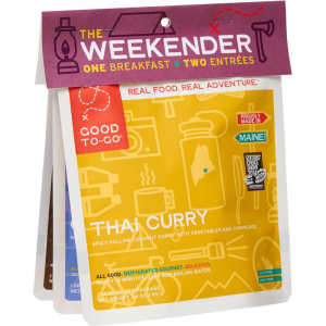 Good To-Go The Weekender Variety Pack #1