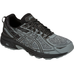 With a redesigned midsole and new heathered upper, Asics\\\' GEL-Venture(R) 6 MX delivers...