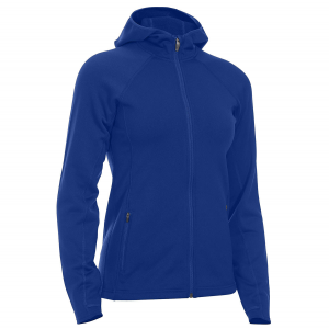 EMS Women's Equinox Power Stretch Hoodie - Size XS