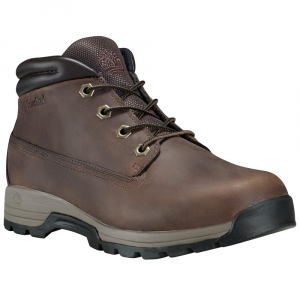 Timberland Men's Stratmore Mid Boots, Brown - Size 8.5