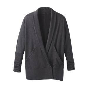 Prana Women's Centerpiece Wrap Cardigan - Size XS