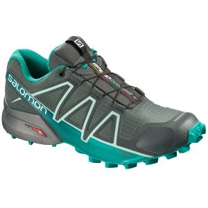 Salomon Women's Speedcross 4 Gtx Waterproof Trail Running Shoes - Size 6