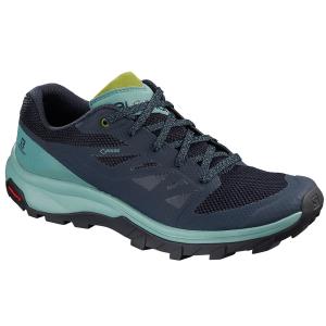 Salomon Women's Outline Gtx Waterproof Low Hiking Shoes - Size 6