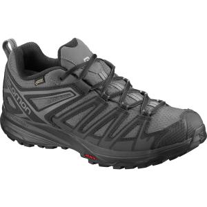 Salomon Men's X Crest Gtx Hiking Shoes - Size 8
