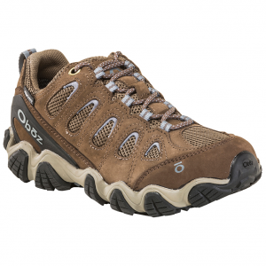 Oboz Women's Sawtooth Ii Low B-Dry Waterproof Hiking Shoes, Wide - Size 6