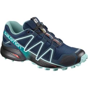 Salomon Women's Speedcross 4 Trail Shoes, Wide - Size 6
