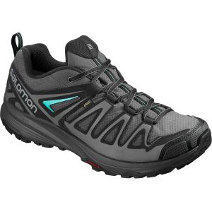 Salomon Women's X Crest Gtx Low Hiking Shoes - Size 6