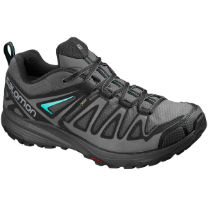Salomon Women's X Crest Low Hiking Shoes - Size 6