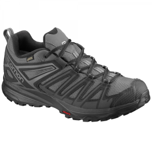 Salomon Men's X Crest Low Hiking Shoe - Size 9