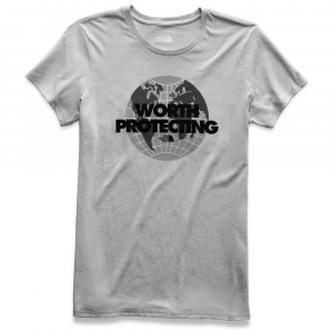 The North Face Women's Bottle Source Short-Sleeve Tee - Size S