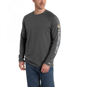 Carhartt Men's Force Delmont Sleeve Graphic Tee