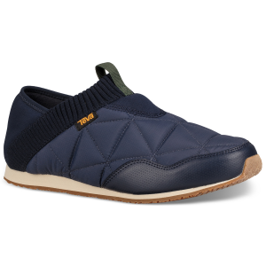 These unique men\\\'s travel shoes are part sneaker, part sleeping bag.The durable...