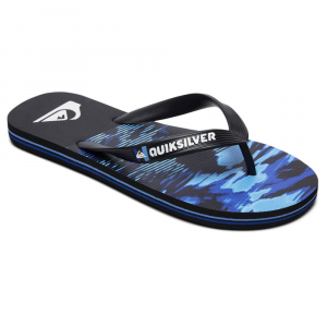 Quiksilver Boys' Molokai Night Marcher Flip-Flops