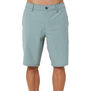 Go from the beach to the backyard...and back to the beach with this hybrid short. It\\\'s stretchy,...
