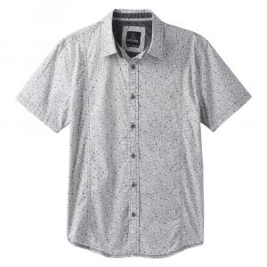 Prana Men's Lukas Short-Sleeve Shirt - Size S