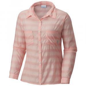 Columbia Women's Summer Trek Long-Sleeve Shirt - Size S