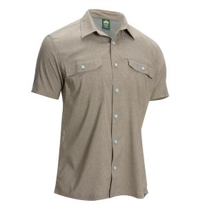 EMS Men's Ventilator Short-Sleeve Shirt - Size S