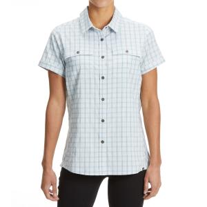 EMS Women's Journey Woven Short-Sleeve Shirt - Size XS