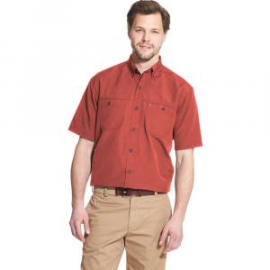 G.h. Bass Men's Bluewater Bay Fisherman's Short-Sleeve Shirt
