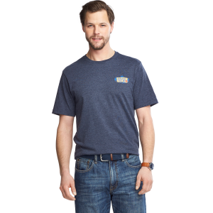 G.h. Bass Men's Graphic Short-Sleeve Tee