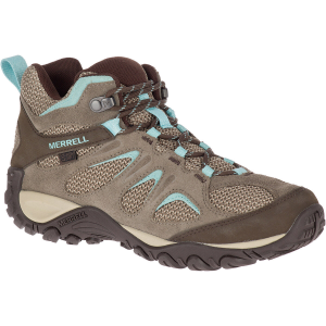 Merrell Women's Yokota 2 Mid Waterproof Hiking Boot - Size 7