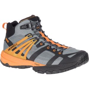 Merrell Men's Mqm Ace Mid Waterproof Trail Shoe - Size 8