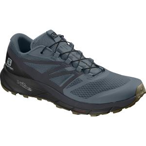 Salomon Men's Sense Ride 2 Trail Running Shoes - Size 8