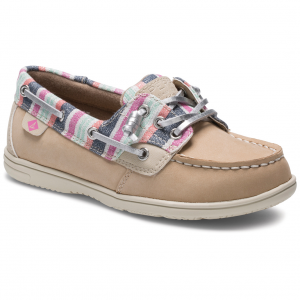 Summertime adventures call for a comfortable slip-on, and that\\\'s exactly what this boat shoe...